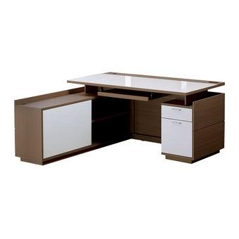 โต๊ะทำงาน ขนาด 160 ซม. รุ่น Finetti ( L Shape)-00