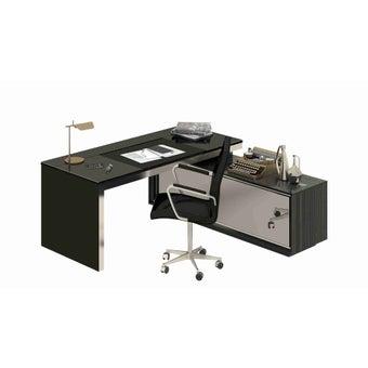 โต๊ะทำงาน ขนาด 180 ซม. รุ่น Grande-01