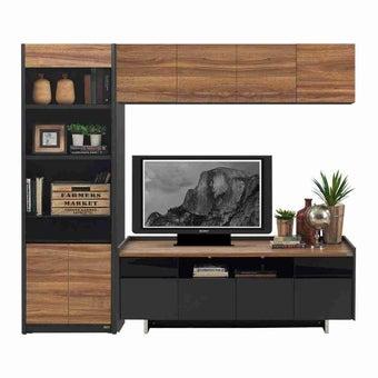 ชุดวางทีวีและตู้โชว์ ขนาด 220 ซม. รุ่น Ralphs