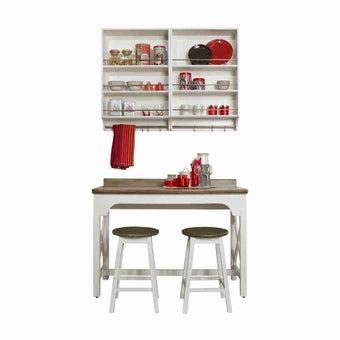 ชุดโต๊ะอาหาร รุ่น Croissant เซ็ต1-01