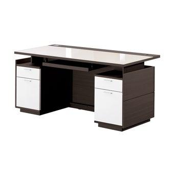 โต๊ะทำงาน ขนาด 160 ซม. รุ่น Finetti ( I Shape)