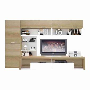 ชุดวางทีวีและตู้โชว์ ขนาด 300 ซม. รุ่น Maximus