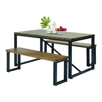 ชุดโต๊ะอาหาร รุ่น Gustavo & ม้านั่ง รุ่น Gustavo-00