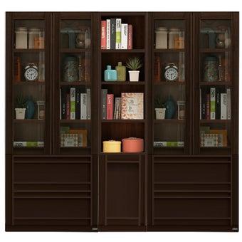 ตู้หนังสือ ขนาด 80 ซม. รุ่น Lybrary-00