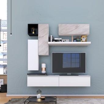 ชุดวางทีวี ขนาด 180 ซม. รุ่น Infinity