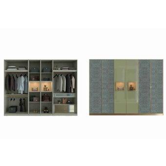 ตู้เสื้อผ้า ขนาด 300 ซม. รุ่น Wardrobe Plus