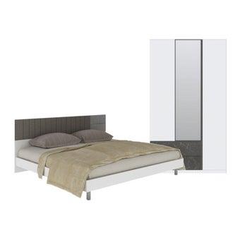 ชุดห้องนอน ชุดห้องนอน รุ่น Econi สีสีขาว-SB Design Square