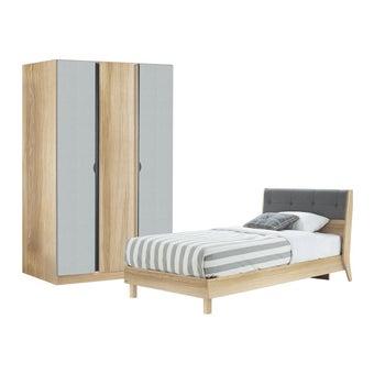 ชุดห้องนอน ชุดห้องนอน รุ่น Bente-SB Design Square