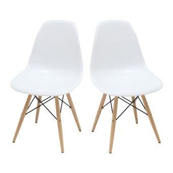 ชุดโต๊ะอาหาร รุ่น Soto สีขาว01