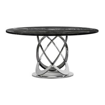 โต๊ะอาหาร รุ่น DN-SB06M สี Classico Nero Marquina