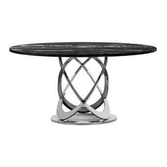 โต๊ะอาหาร รุ่น DN-SB06M สี Classico Nero Marquina-00