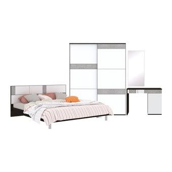 ชุดห้องนอน ชุดห้องนอน รุ่น Palazzo สีสีขาว-SB Design Square