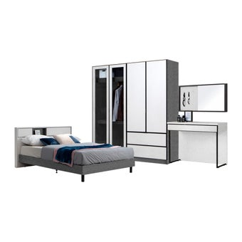 ชุดห้องนอน ชุดห้องนอน รุ่น Paris-SB Design Square