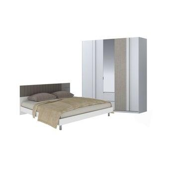 Bedroom Sets Bedroom Set(5 ft.) Econi-00