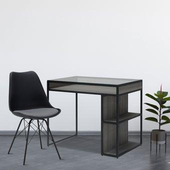 ชุดโต๊ะอาหาร รุ่น Nardeen & เก้าอี้ รุ่น Ashira-01