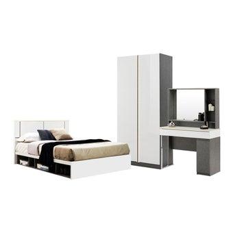 ชุดห้องนอน ขนาด 5 ฟุต รุ่น Element-00