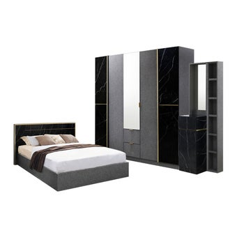 ชุดห้องนอน ชุดห้องนอน รุ่น Marseille-SB Design Square
