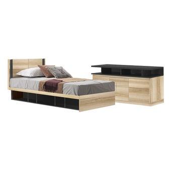 Bedroom Sets Patinal 3.5' & Tyler