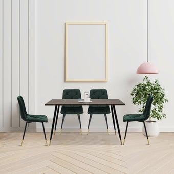 ชุดโต๊ะอาหาร รุ่น Tarish-00