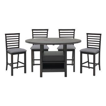 ชุดโต๊ะอาหาร รุ่น Sindy & สตูลบาร์ รุ่น Sindy