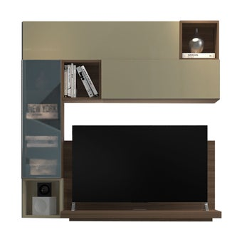 ชุดวางทีวี ขนาด 150 ซม. รุ่น Infinity-01