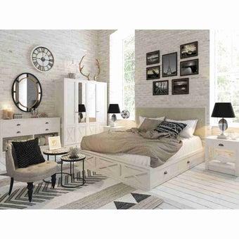 BEDROOM/MARIETTAเตียงBW6&BHF6&WE160&NT55