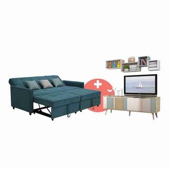 Comico Sofa+Scandi Home Entertainment