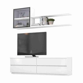 ชุดวางทีวี ขนาด 180 ซม. รุ่น Infinity Home Entertainment Sets -01
