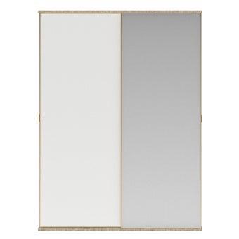 ตู้เสื้อผ้า ขนาด 200 ซม. รุ่น Wardrobe Prime สีขาว01