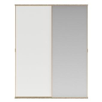 ตู้เสื้อผ้า ขนาด 225 ซม. รุ่น Wardrobe Prime สีขาว01