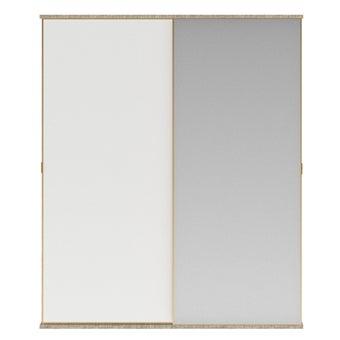ตู้เสื้อผ้า ขนาด 240 ซม. รุ่น Wardrobe Prime สีขาว01