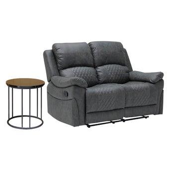 เก้าอี้พักผ่อน รุ่น Monki สีเทา01