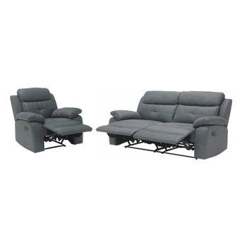 เก้าอี้พักผ่อน รุ่น Ladoi สีเทา01