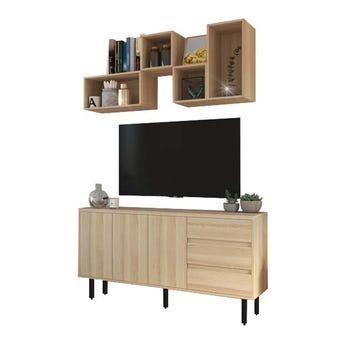 ชุดวางทีวี ขนาด 160 ซม. รุ่น Infinity&Anis