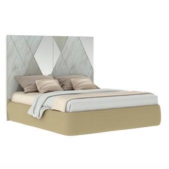 เตียงนอน ขนาด 6 ฟุต รุ่น Arbalone (No LED)-01