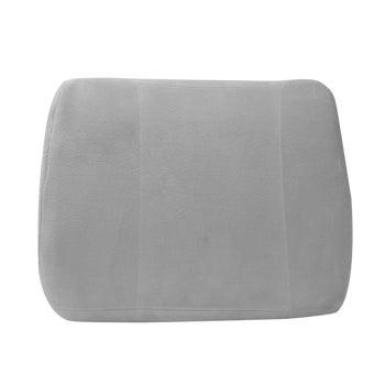 bewell,Cushion Back,cushion,เบาะรองหลัง,เบาะรอง,เบาะรองหลังสีเทา,better back 2 h-10,เบาะรองหลังเพื่อสุขภาพ