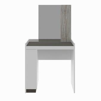 โต๊ะเครื่องแป้ง ขนาด 80 ซม. รุ่น Econi-B สีขาว-04