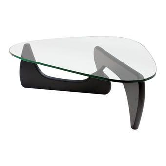 โต๊ะกลาง รุ่น Ember สีดำ