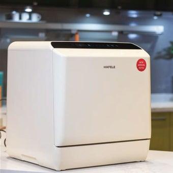 HAFELE เครื่องล้างจานแบบตั้งบนเคาน์เตอร์ รุ่น 495.06.525