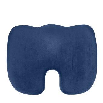 bewell,Cushion Back,cushion,เบาะรองนั่ง,เบาะรอง,เบาะรองนั่งสีฟ้า,Healthy Seat HT-001 (blue),เบาะรองหลังเพื่อสุขภาพ,เบาะรองนั่งเพื่อสุขภาพลดอาการปวดเมื่อย
