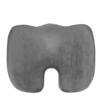 Bewell Healthy Seat HT-001 (Gray) เบาะรองนั่งเพื่อสุขภาพลดอาการปวดเมื่อย
