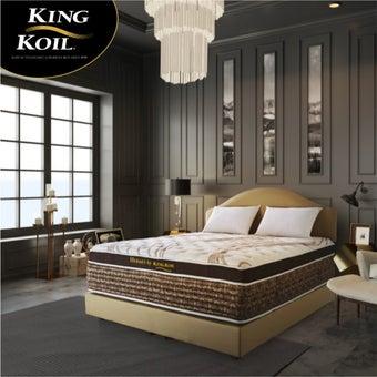 ที่นอน KING KOIL รุ่น Hermes ขนาด 5 ฟุต  ฟรีชุดเครื่องนอน 11 ชิ้น-00