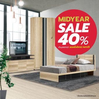 ชุดห้องนอน ขนาด 3.5 ฟุต รุ่น Patinal สีโอ๊ค ตู้บานเปิด 90 พร้อมชั้นวางทีวี 120 ซม.-02