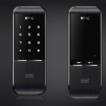 กลอนประตูดิจิตอล Digital Door Lock รุ่น EPIC Triplex 3 ways-04