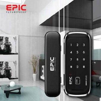 Digital Door Lock EPIC ES-303G for Glass Door-03