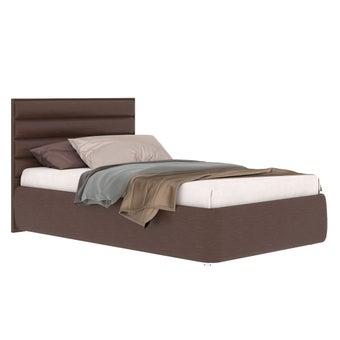เตียงนอน ขนาด 3.5 ฟุต รุ่น Rufina-s สีทองแดงมุก-01