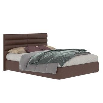 เตียงนอน ขนาด 5 ฟุต รุ่น Rufina-s สีทองแดงมุก-01