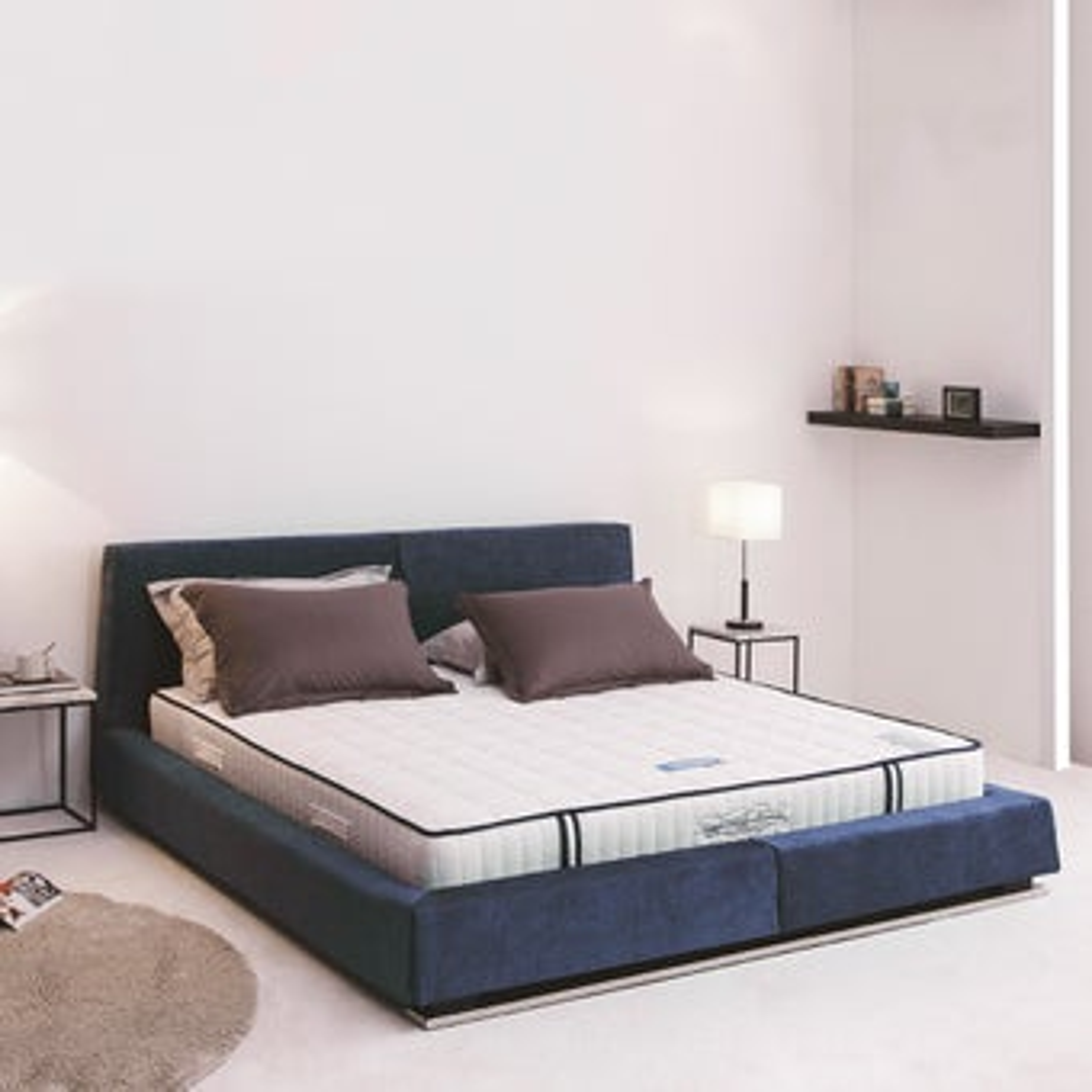ที่นอน RESTONIC รุ่น REFLEX 3600 5 ฟุต พร้อมของแถม 5 รายการ ที่นอนสปริง ฟูก ที่นอนราคาพิเศษ-01