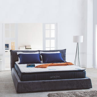 RESTONIC ที่นอน รุ่น REFLEX 3690 3.5 ฟุต พร้อมของแถม 3 รายการ