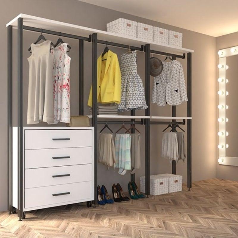 ตู้เสื้อผ้า Walk-in Closet